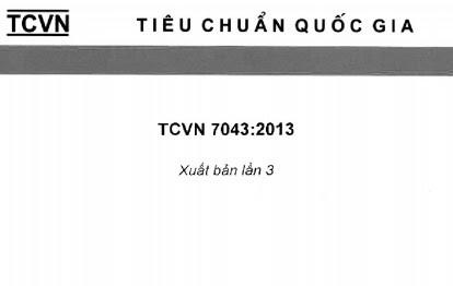 TCVN 7043:2013