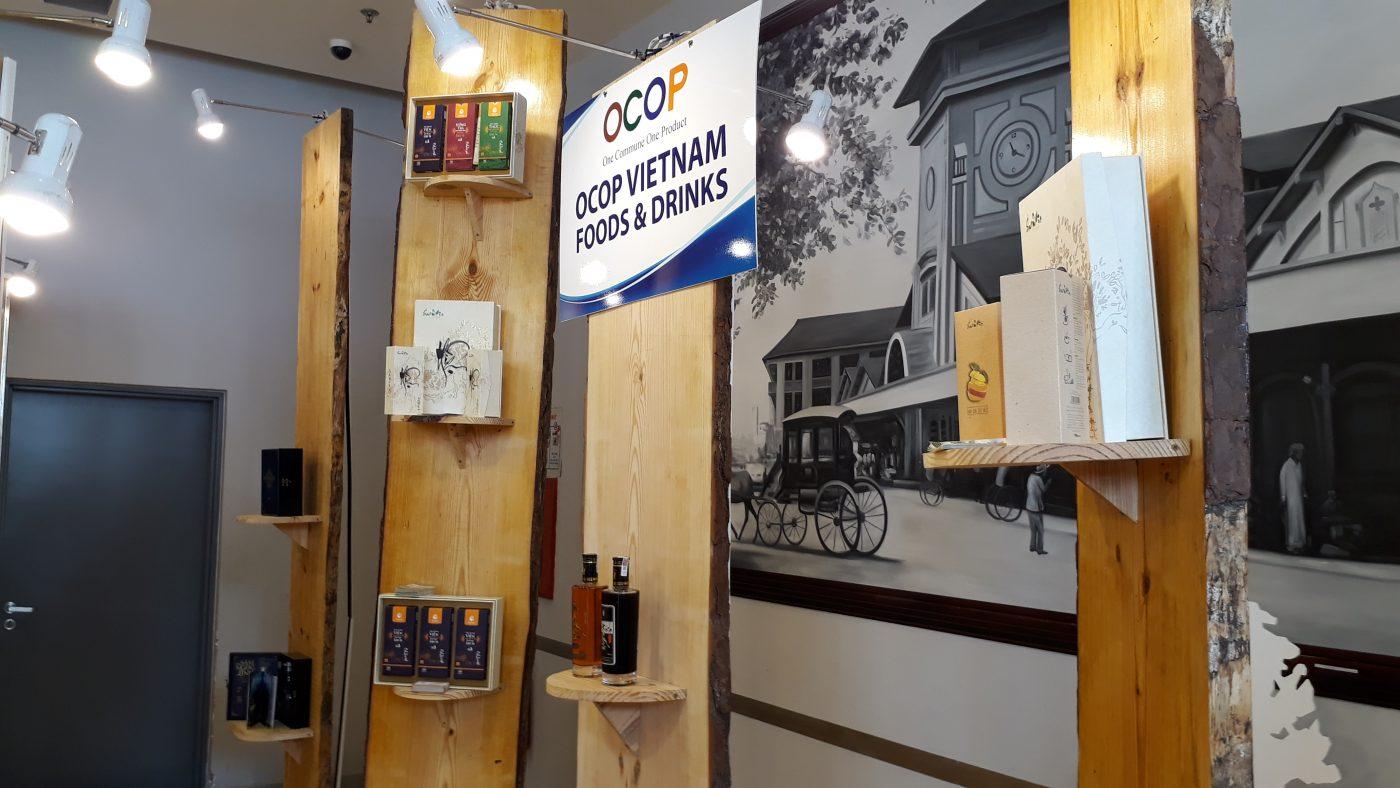 Triển lãm OCOP Việt Nam và Hội chợ quốc tế hàng thủ công mỹ nghệ