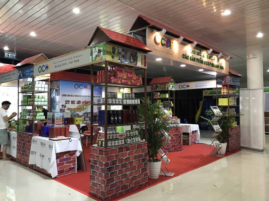 Công ty TNHH đồ uống truyền thống Việt Nam tham gia hội chợ EWEC