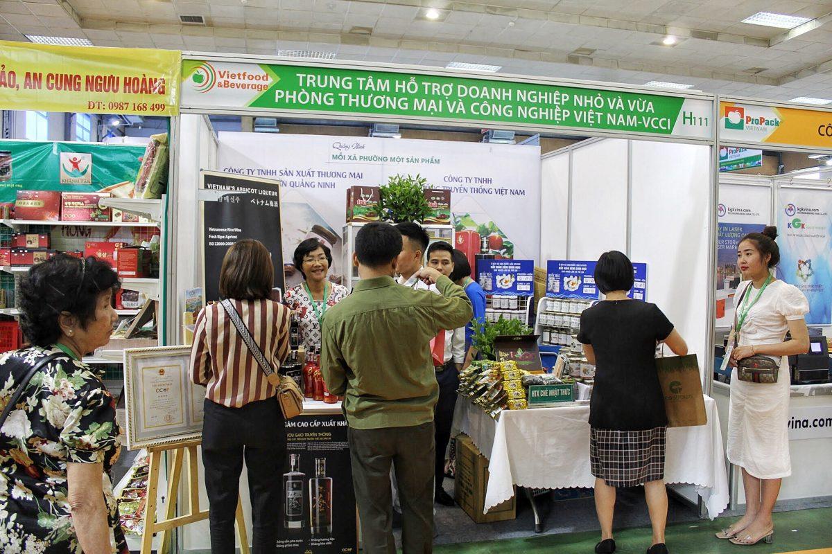 20 doanh nghiệp góp mặt tại Triển lãm sẽ mang tới các sản phẩm thực phẩm đặc trưng