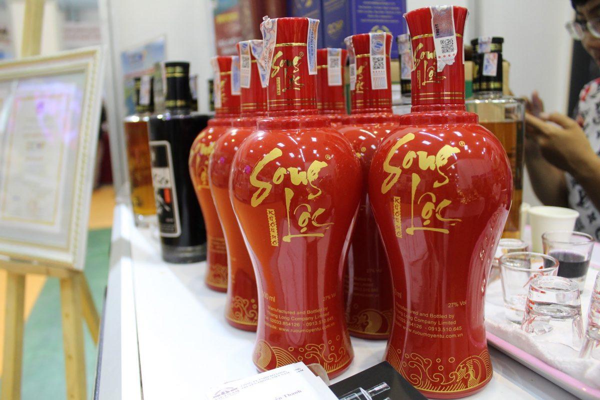 Rượu Mơ Song Lộc - Rượu tết cho ngày xuân thêm vui