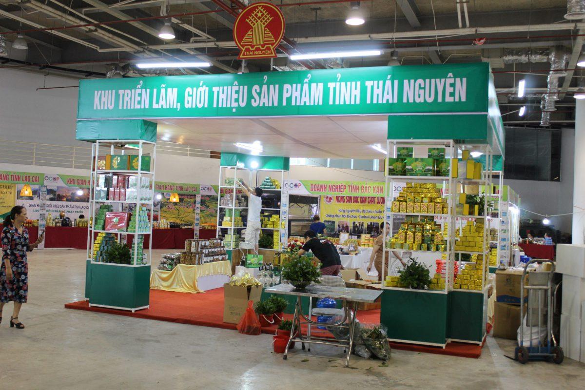 Hội chợ OCOP Quảng Ninh hè 2020-ruoumoyentu.vn