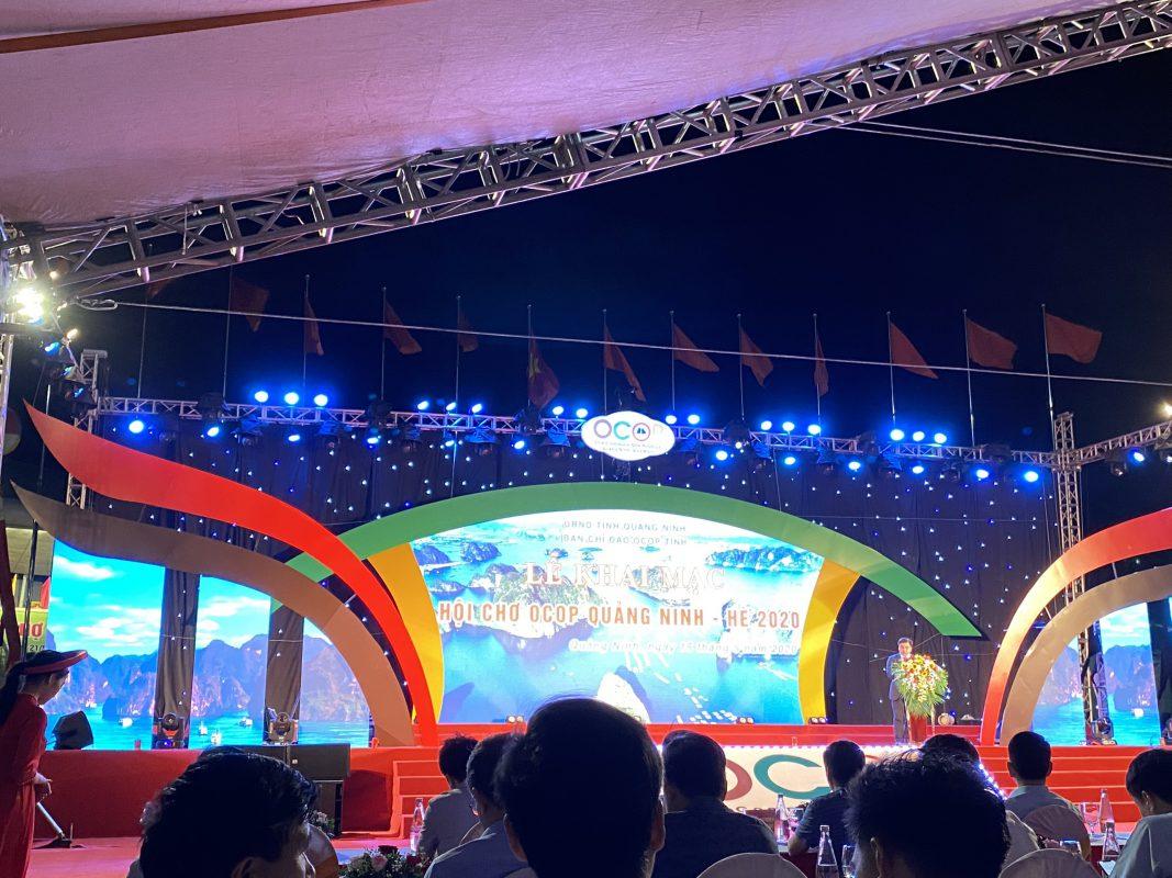 Hội chợ OCOP Quảng Ninh hè 2020