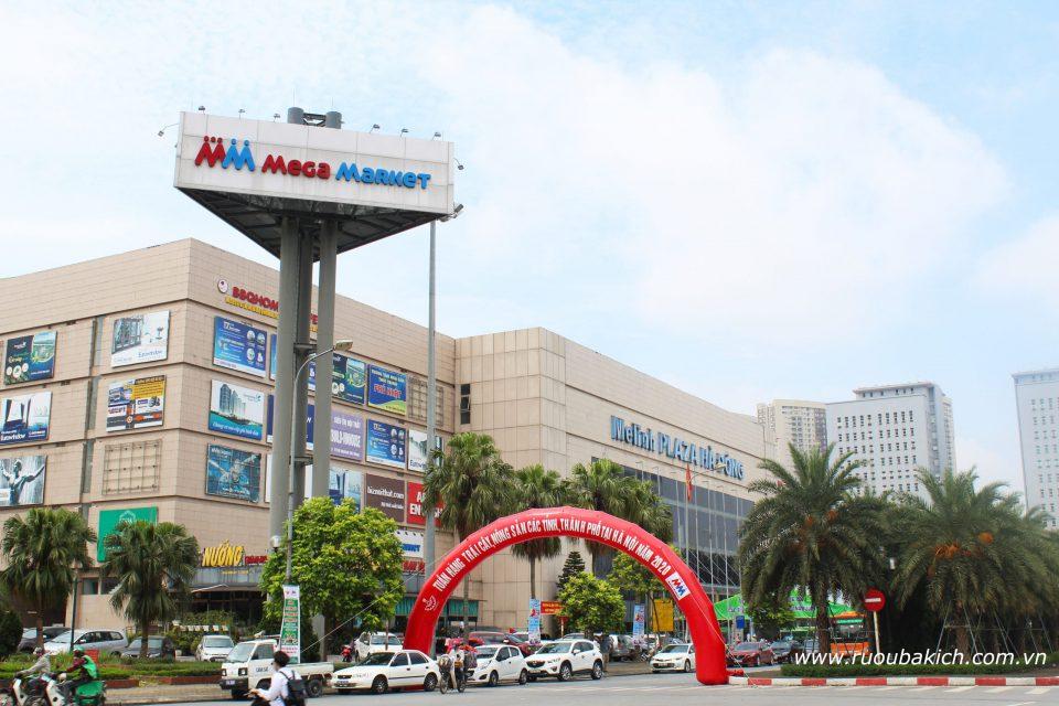 siêu thị MM Mega Market
