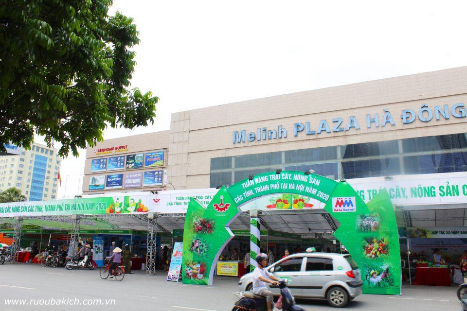 tuần hàng diễn ra tại siêu thị MM Mega Market 1