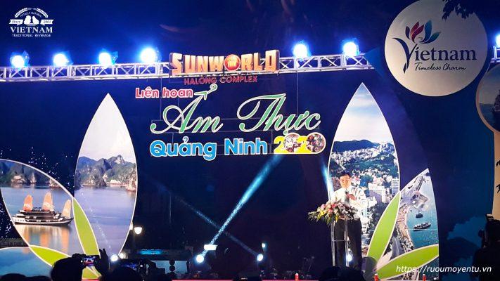 liên hoan ẩm thực Quảng Ninh 2020