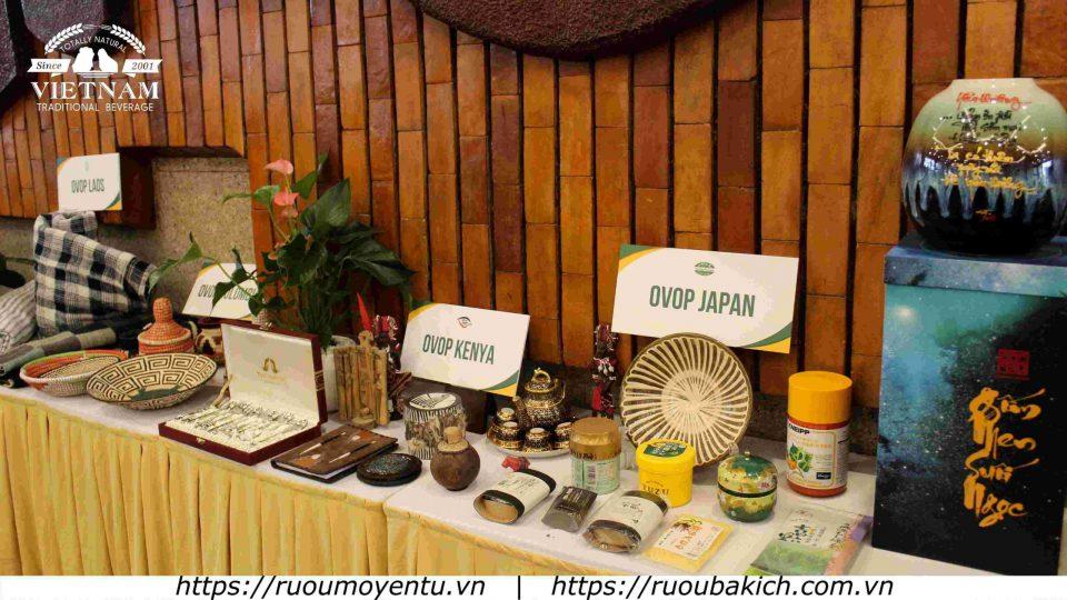 Các sản phẩm OVOP Nhật Bản và Kenya