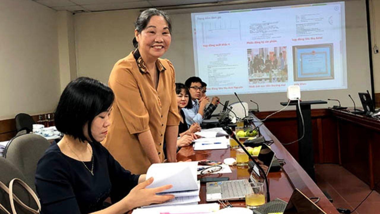 Xếp hạng sản phẩm OCOP Quốc gia cho Hà Nội, Quảng Ninh